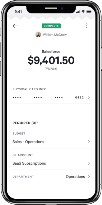 Simple Expenses and Business Budgeting App | Divvy Pay Inc