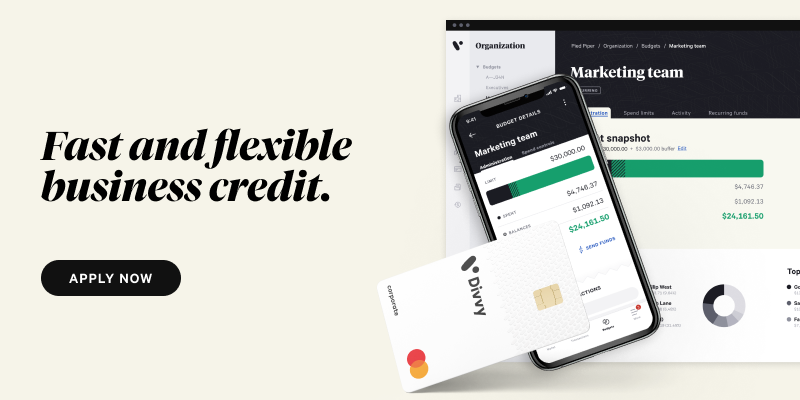 fast and flexible business credit. apply now.